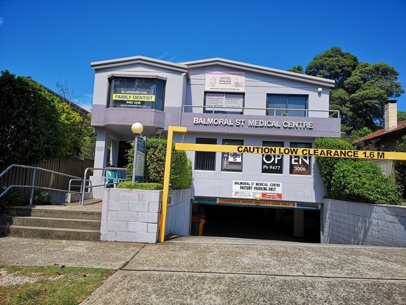 Lv1/98 Balmoral Street, Hornsby  NSW  2077