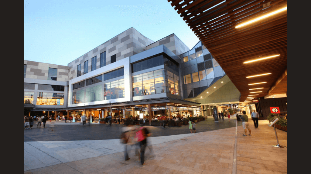 Top Ryde Shopping Centre Eatery