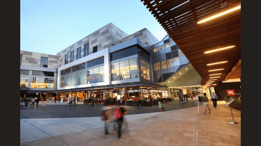 Top Ryde Shopping Centre Eatery