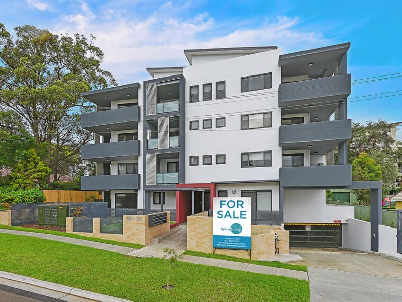 16/48-50 Lords Avenue, Asquith  NSW  2077