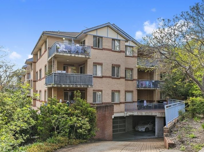 4/12-14 Bellbrook Avenue, Hornsby  NSW  2077