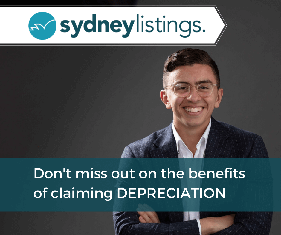 Why claiming depreciation is low or no risk!
